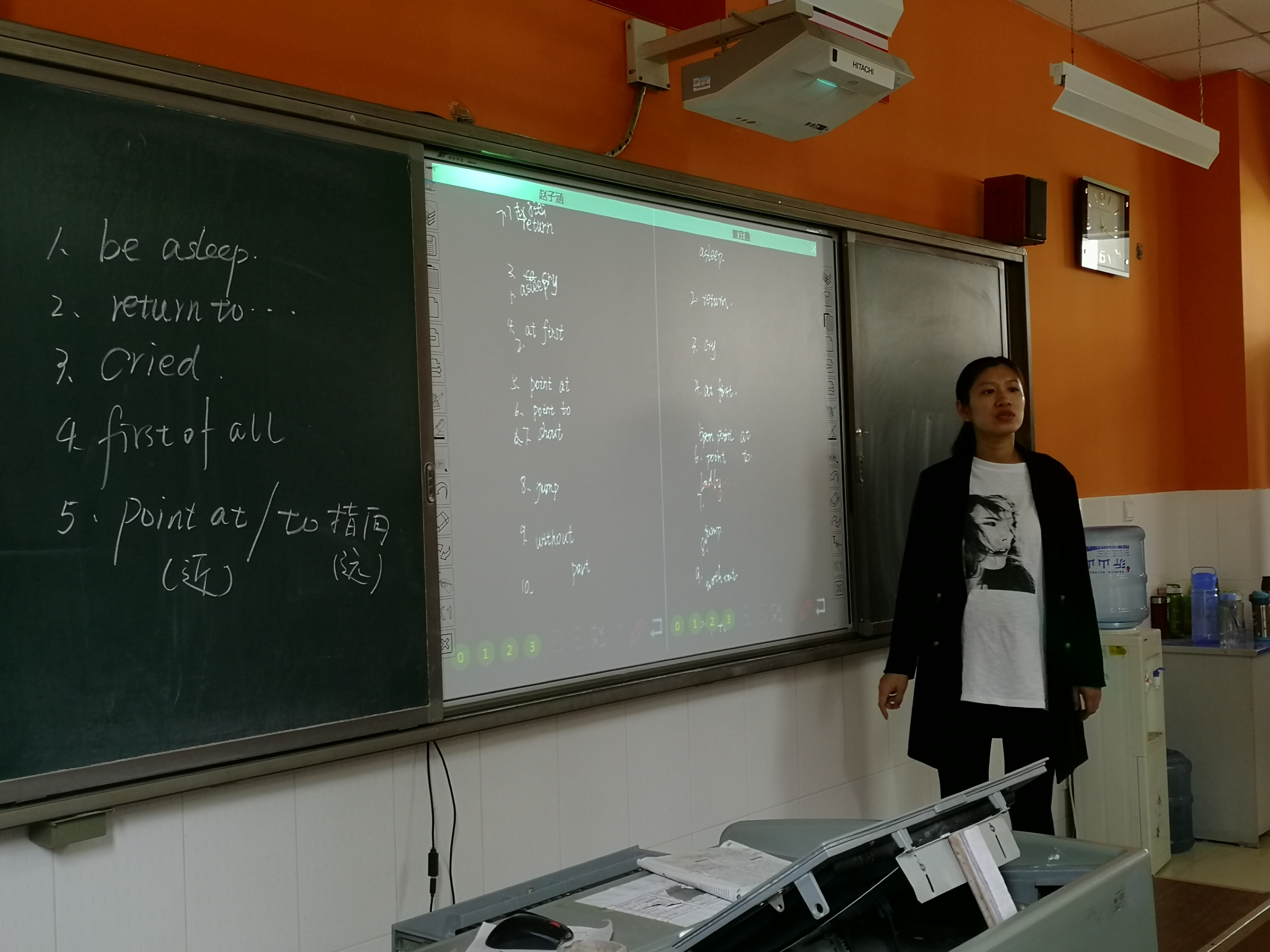 山东寿光中学纸笔智慧课堂应用