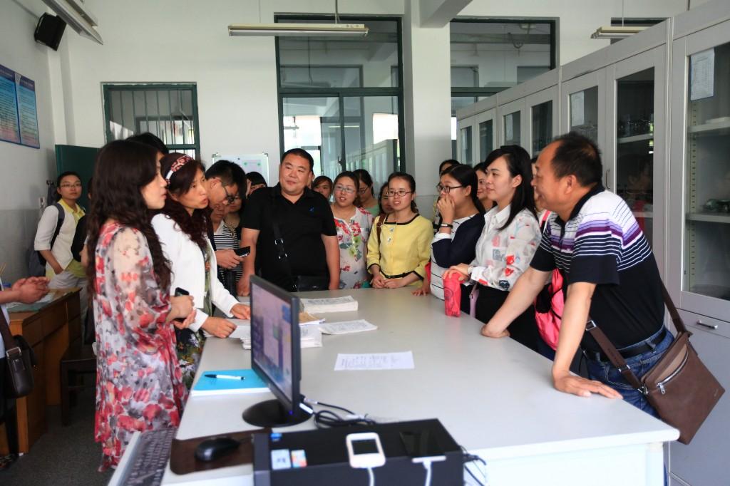郑州市七十六中部署勤学云纸笔智慧课堂